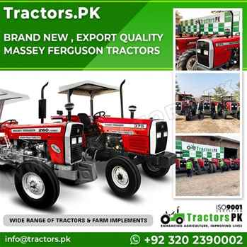 Tractors Company in Botswana