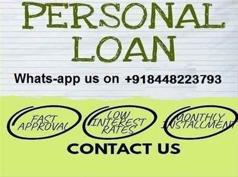 LOAN OFFER TO SOLVE YOUR PROBLEM EMAIL US NOW